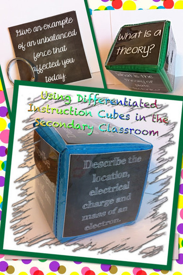components of differentiated instruction