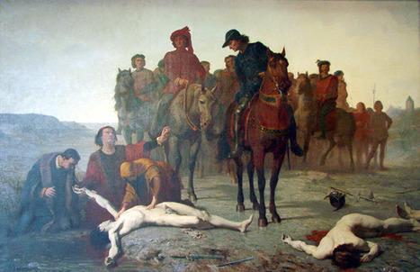 5 janvier 1477 : LA BATAILLE DE NANCY   Racines de l'Art   Scoop.it
