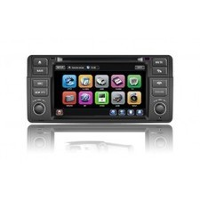 Autoradio DVD BMW E46 1998-2006 avec ecran tactile & fonction bluetooth ,TV,SD,USB,GPS - Autoradio GPS BMW - Autoradio GPS | Autoradio BMW | Scoop.it