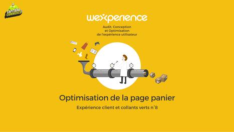 Sites Ecommerce : Comment optimiser la page panier ?   creation de sites web   Scoop.it
