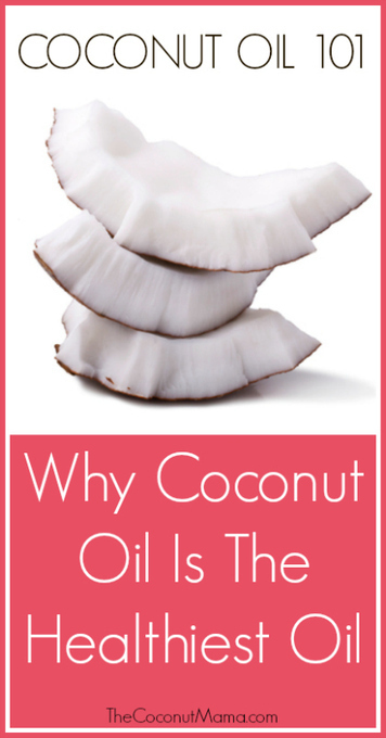 Why is Coconut Oil Good For You? The Healthiest Oil for Cooking | Health and Fitness Magazine | Scoop.it