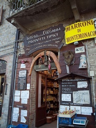 A Day in the Sibillinis: Marche Prosciutto, Salami, Cheese and Truffles | Le Marche another Italy | Scoop.it