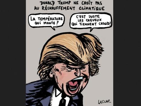 Présidence Trump : 1,5 téraoctet de données climatiques déjà sauvegardé par les scientifiques | Planete DDurable | Scoop.it
