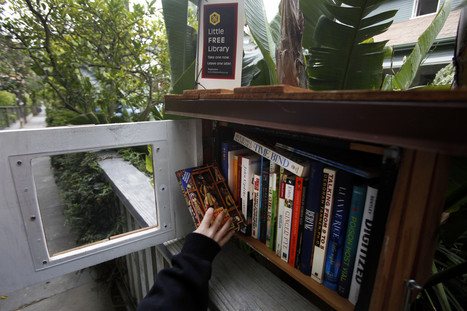 Boy forced to remove Little Free Library from his yard in Kansas - Los Angeles Times | Libraries, books and everything in between | Scoop.it