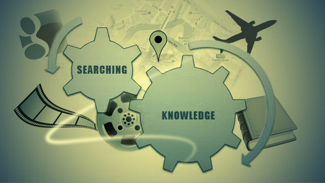 Five Handy Things You Can Do with Google's New Knowledge Graph Search | Teacher-Librarian | Scoop.it