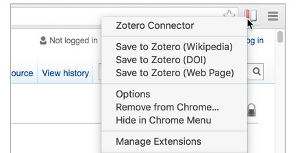 """A Better """"Save to Zotero"""" Button in Chrome 