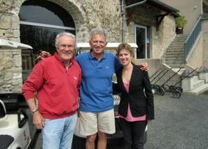 Golf et gastronomie pour Nelson Montfort   L'info tourisme en Aveyron   Scoop.it