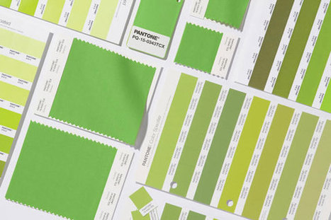 How to use Pantone's color of the year | Artdictive Habits : Sustainable Lifestyle | Scoop.it