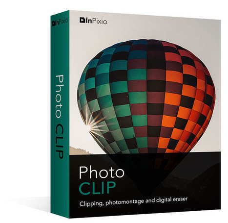 InPixio Photo Clip 8 Crack Professional + Seria