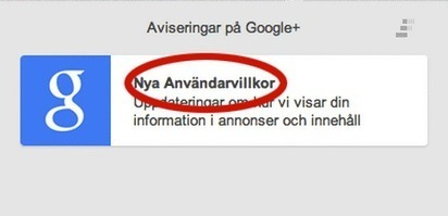 Google kan anvanda din bild i reklam