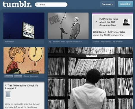 La découverte musicale, toujours plus sociale | Musique sociale | Scoop.it