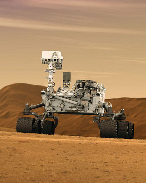 Curiosity Rover Pictures | The Blog's Revue by OlivierSC | Scoop.it