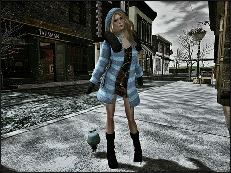 A World in a grain of sand: My lucky talisman... | Second LIfe Good Stuff | Scoop.it