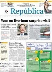 MYREPUBLICA.com - News in Nepal: Fast, Full & Factual   Social Finance Matters (investing and business models for good)   Scoop.it
