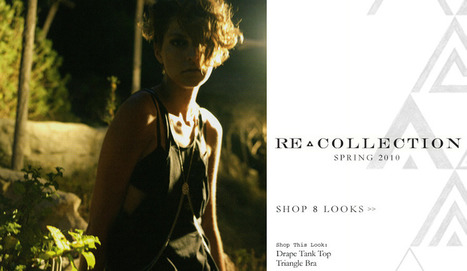 Revolve Clothing - Re:Collection / 3.22 | alice in fashionland | Scoop.it