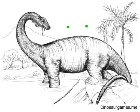 coloring pages dinosaurs | Kids Activities | 372x467