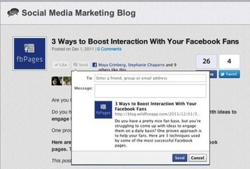 10 Ways to Add Facebook Functionality to Your Website   Machinimania   Scoop.it