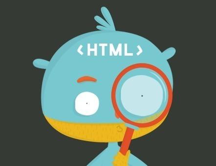 Le HTML par lui-même : Une initiation aux techniques de base du web et d'Internet pour les plus jeunes | Time to Learn | Scoop.it