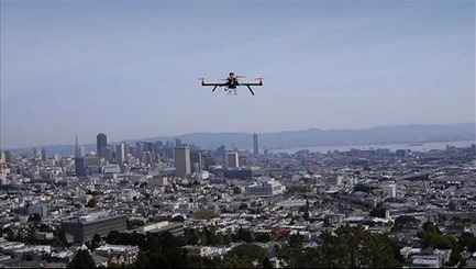 DIY Drone Makers Take Over Silicon Valley | Andy Jordan | Livestreaming Ressources - How To & Best Practices | Scoop.it