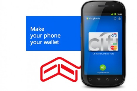 Google Wallet goes live with NFC payments | Digital Lifestyle Technologies | Scoop.it
