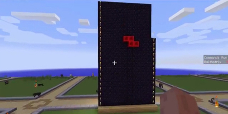 New Minecraft Mod Teaches You Code as You Play | Games, gaming and gamification in Higher Education | Scoop.it