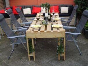 Marktplaats Tuintafel Hout.Grote Nieuwe Tuin Houten Tuintafel 240 Lang P