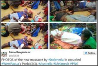 West Papua: Call for full investigation into Paniai killings | Freedom  West Papua | Scoop.it