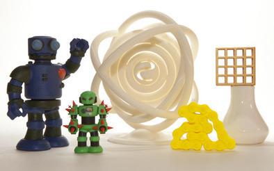 3-D Printing Takes Shape - IEEE Spectrum | 1-MegaAulas - Ferramentas Educativas WEB 2.0 | Scoop.it