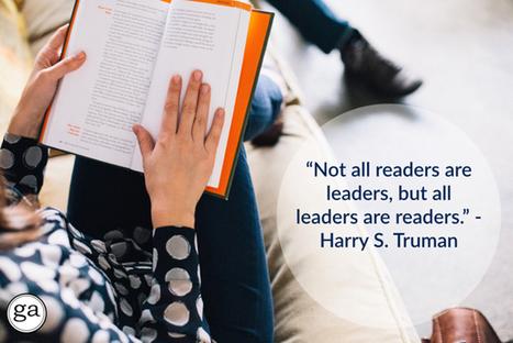 Leaders Need a Daily Reading Habit | school improvement process | Scoop.it