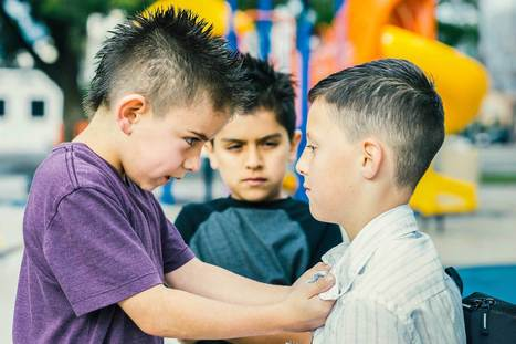 Stop Bullying: When Your Child Is the Bully ..? | Be  e-Safe | Scoop.it