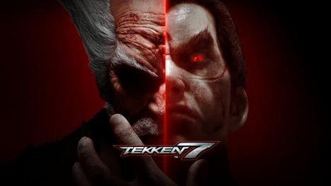 Tekken 7 Images In Wallpapers Scoop It