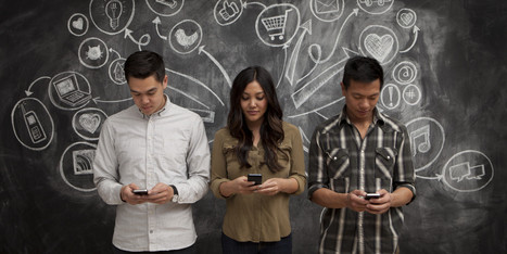 Social Media Is Actually Making You Socially Awkward - Huffington Post | Health Care 3.0 (English & Dutch) | Scoop.it