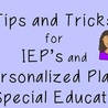 IEP Accommodations or Modifications in Special Education