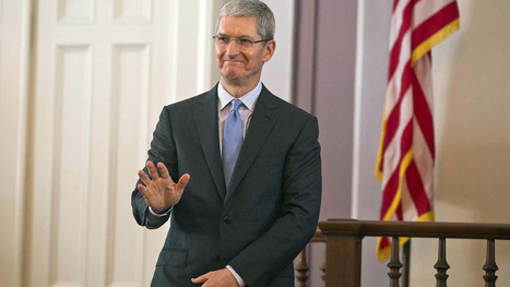 Tim Cook reveals why Apple axed the iPod classic | CulturaDigital | Scoop.it