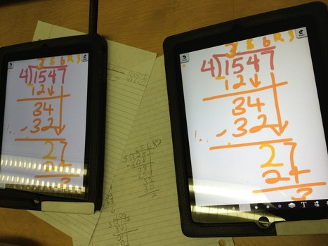 Working Together - Collaborate on Whiteboards | iPads @ SHPS | Scoop.it