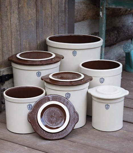 Preservation crocks, covers & weights - Made in the U.S.A. | Anchors Sales Company - Portfolio | Scoop.it