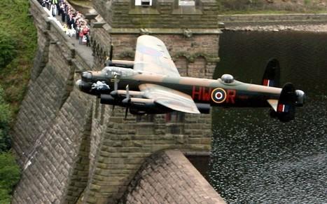 Lancaster bomber flypast to mark Dambusters anniversary - Telegraph | British Genealogy | Scoop.it