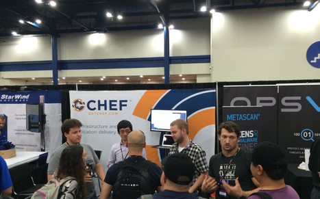 Devops software company Chef raises $40M with HP Venturesparticipating | Crowd Funding, Micro-funding, New Approach for Investors - Alternatives to Wall Street | Scoop.it