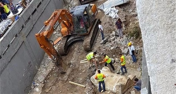 Construction work damages ancient tombs in Istanbul   Archaeology News Network   Kiosque du monde : Océanie   Scoop.it