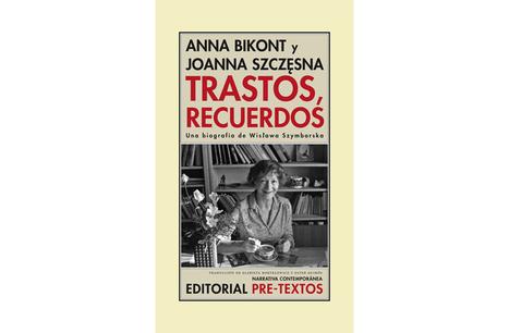 El misterio Szymborska. La biografía 'Trastos, recuerdos': el foco en la obra | FronteraD | Libro blanco | Lecturas | Scoop.it