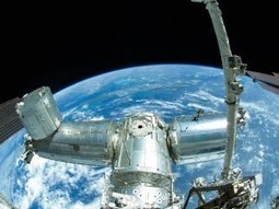 The Space Station Could Be The Next Frontier Of Quantum Communications - Forbes | Physics as we know it. | Scoop.it