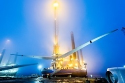 Sea Installer – The Enormous Ocean Wind Turbine Installation Vessel | leapmind | Scoop.it