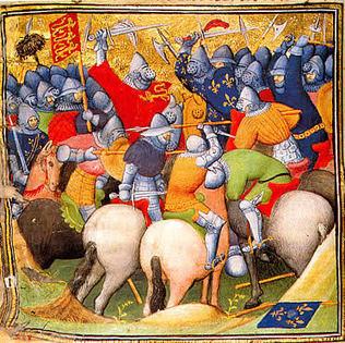 Guerra en la Edad Media | Influencia Romana en el Arte de la guerra Medieval | Scoop.it