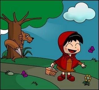 FLE en ESO: Le Petit Chaperon Rouge : le conte à écouter | FLE enfants | Scoop.it