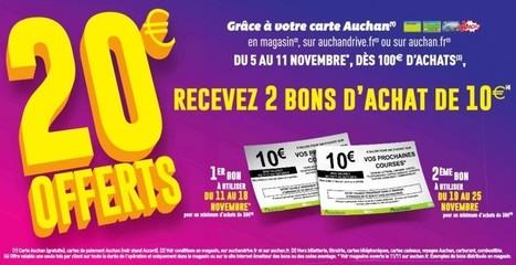 Brochure Auchan In Super Bons Plans Scoopit