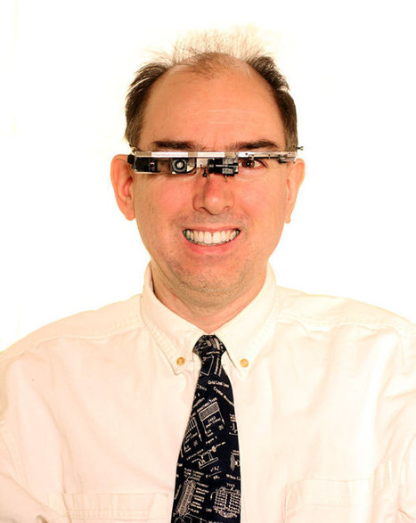 """""""Advancing technology for humanity"""" The Future of Wearable Computing - IEEE - The Institute   Media Archaeology   Scoop.it"""