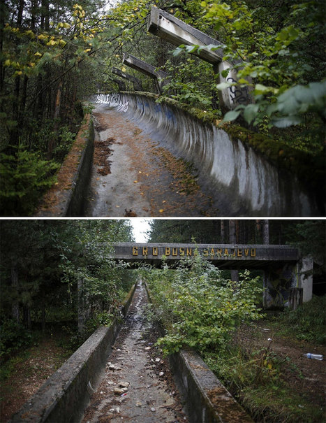 Abandoned Olympic Venues From Around The World Or Why It's The Biggest Waste Of Money Ever | History and Social Studies Education | Scoop.it