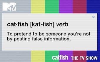 catfishing online dating