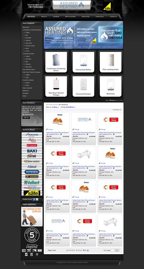 4a3e177741 eBay Listing Template Design  in Responsive eBay Mobile Design ...