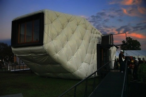 The XBox Kinect-controlled solar house of the Future | Future_Cities | Scoop.it